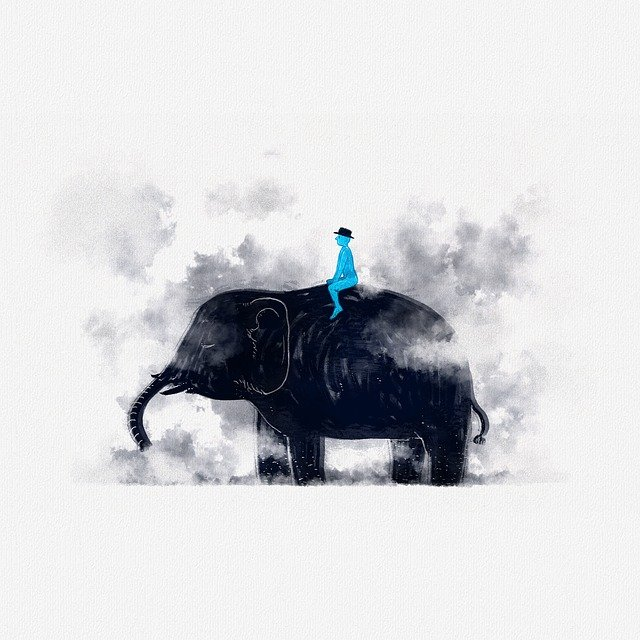 Fairy Tales, Elephants, Smoke, Myths