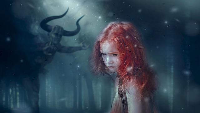 Fantasy, Forest, Mystical, Fairytale, Mood, Mysterious