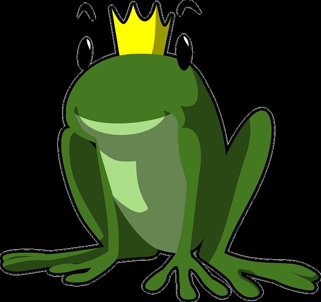 Frog King, Fairytale, Frog, Tale, Prince, Animal