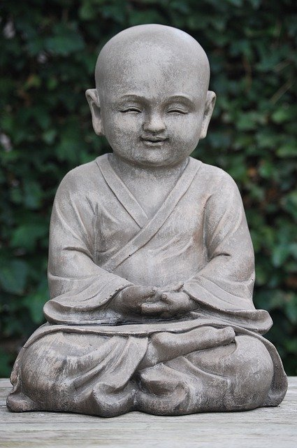 Image, Buddha, Meditation, Faith, Spirituality, Rest