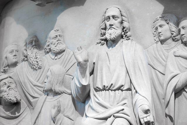 Jesus, Sermon On The Mount, Christ, Faith, Listeners