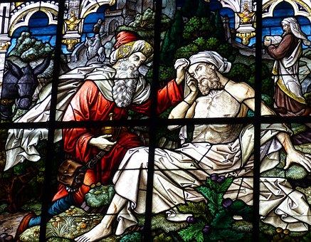 Window, Stained Glass, Church Window, Church, Faith
