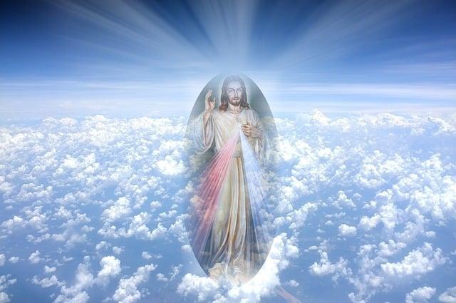 Jesus Christ, Jesus, God, Sky, Peace Dove, Faith
