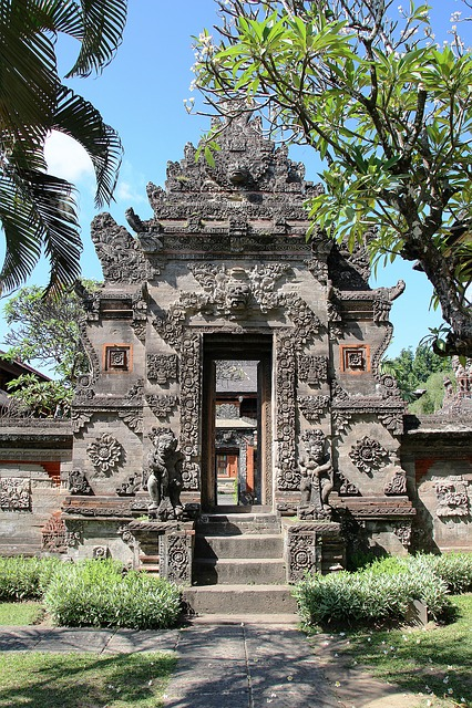 Bali, Temple, Indonesia, Faith, Temple Garden, Travel