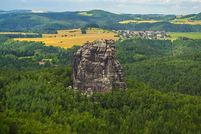 Falkenstein, Climb, Hiking, Nature, Forest, Natura