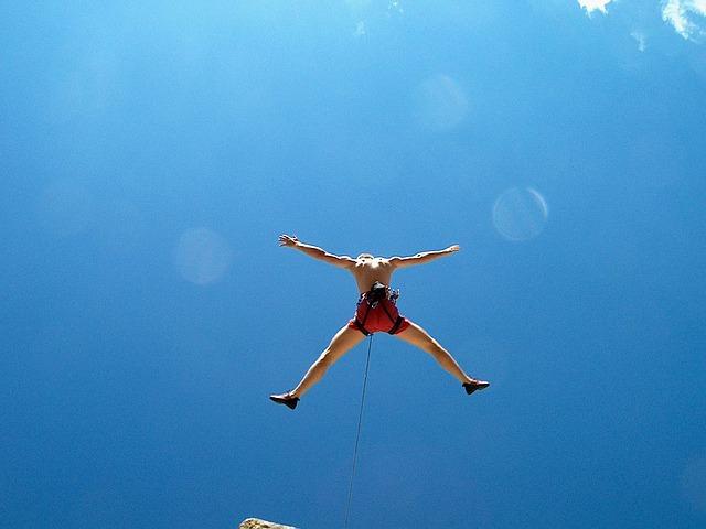 Climb, Free Climb, Fall, Sport Climbing