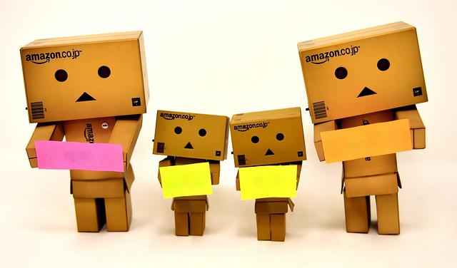 Family, Mama, Papa, Children, Danbo, Connectedness