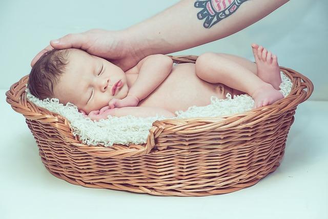 Baby, Child, Hand, Family, Boy, Newborn, Care, Caress