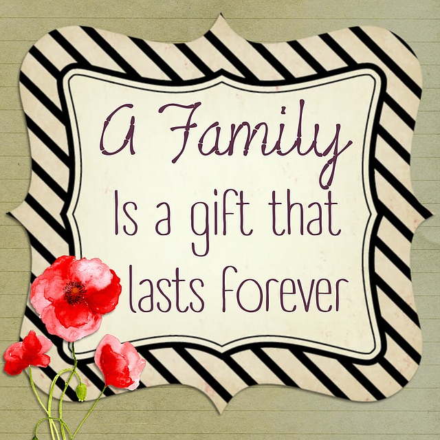 Quote, Wall Art, Message, Family, Inspirational