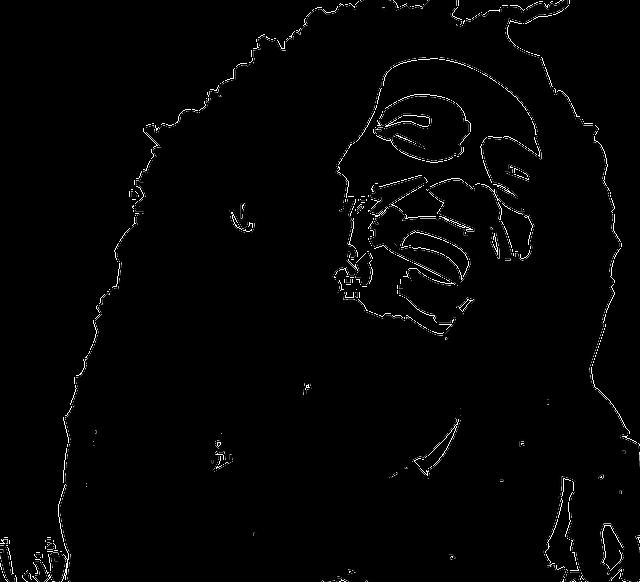 Bob Marley, Reggae, Artist, Face, Famous, Head, Jamaica