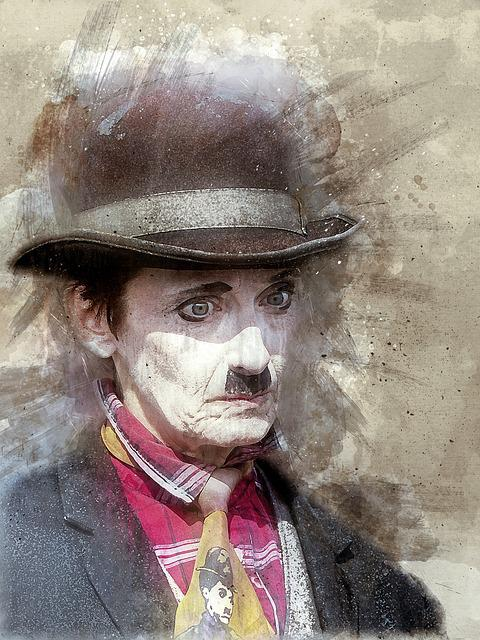 Charlie Chaplin, Comedian, Famous, Actor, Funny, Humor