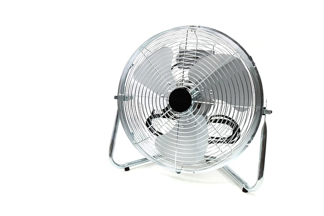 Air, Blade, Blowing, Chrome, Cool, Electric, Fan
