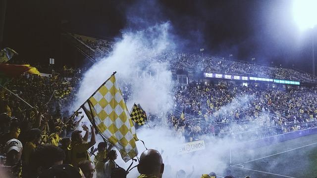 Stadium, Soccer, Fans, Football Stadium, Sports