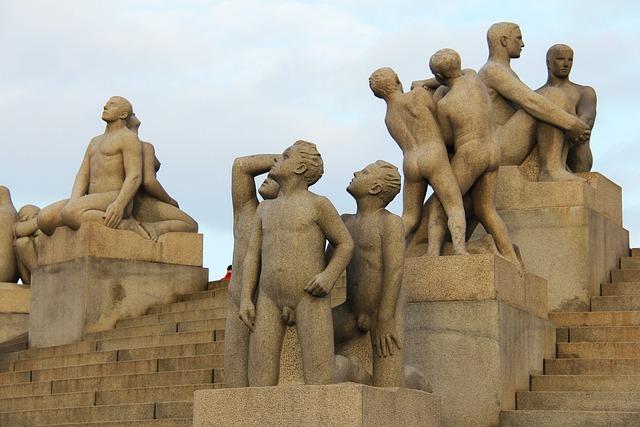 Beautiful, Fantastic, Amazing, Art, Park, Museum
