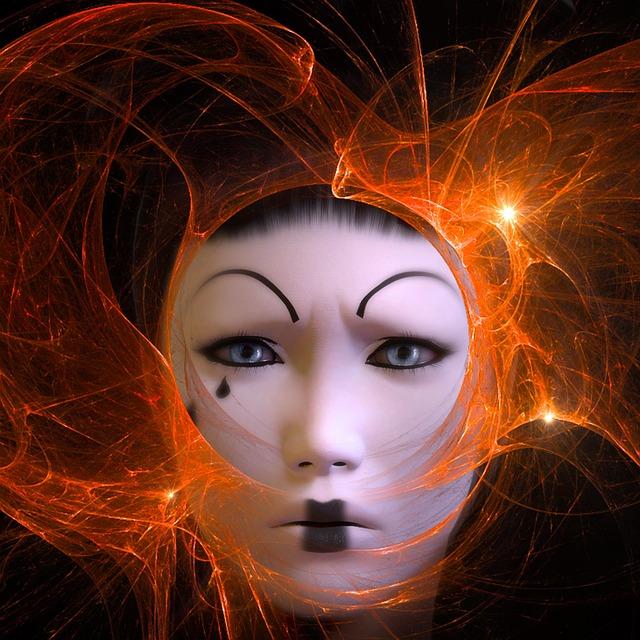 Cd Cover, Fantasy, Mystical, Portrait, Woman