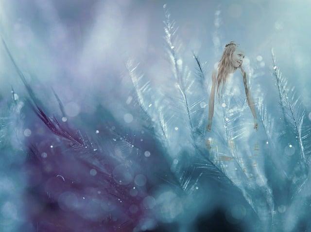 Fee, Girl, Child, Fairy Tales, Elf, Fantasy, Mystical