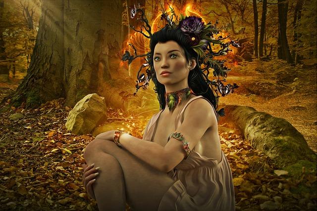 Fantasy, Gothic, Fairy, Portrait, Fantasy Portrait