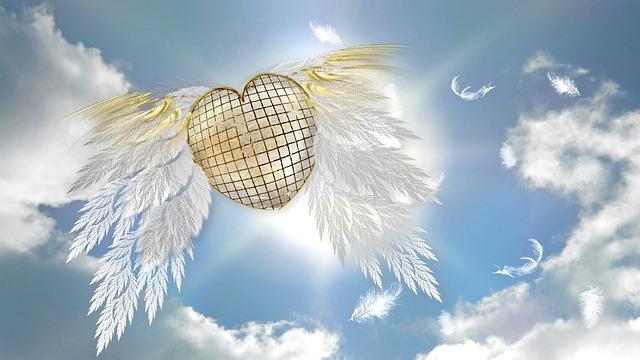 Apophysis, Fractals, Emotion, Angel, Fantasy, Heart