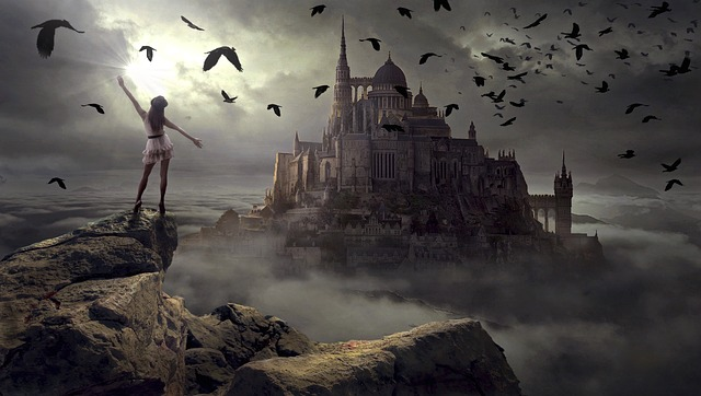 Mystery, Fantasy, Mood, Mysterious, Mystical, Landscape