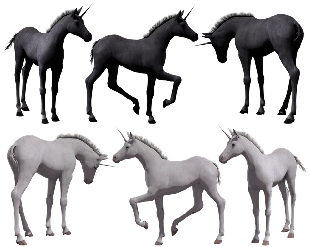 Unicorn, Fantasy, Myth, Mythology, Mythological, Legend