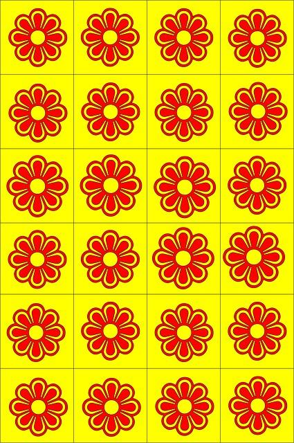 Pattern, Design, Graphics, Colorful, Ornament, Fantasy