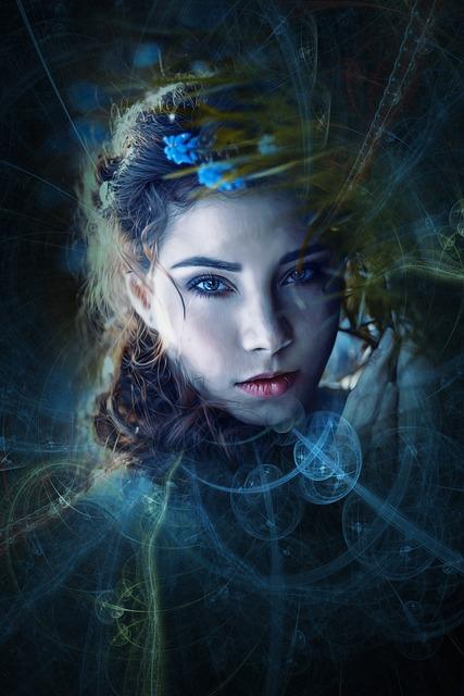 Fantasy, Portrait, Fantasy Portrait, Scifi, Sci-fi