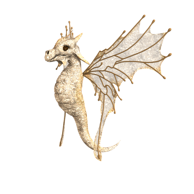 Seahorse, Mythical Creatures, Cute, Wing, Fantasy