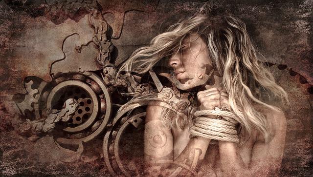 Composing, Woman, Fantasy, Surreal, Photo Manipulation