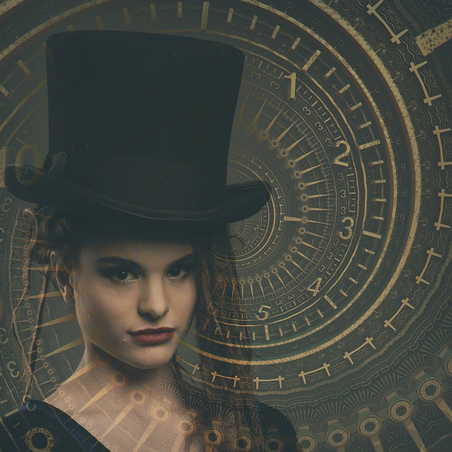 Time, Magician, Time Lord, Mystery, Fantasy, Magic