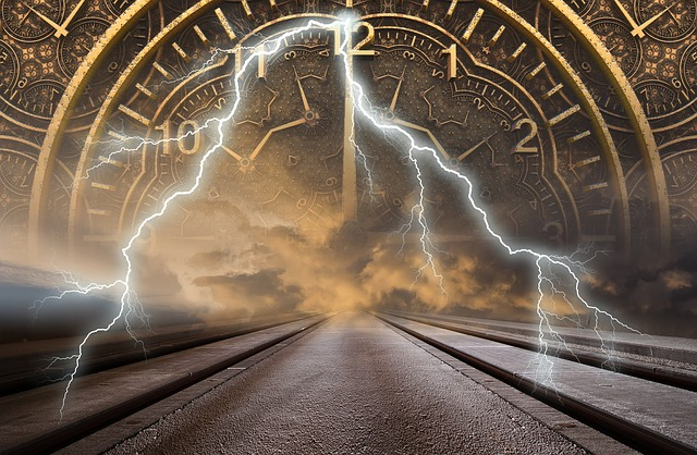Time, Portal, Time Machine, Travel, Futuristic, Fantasy