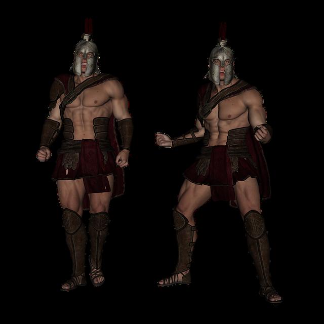 Centurion, Warrior, Fantasy, Soldier, Greek, Roman
