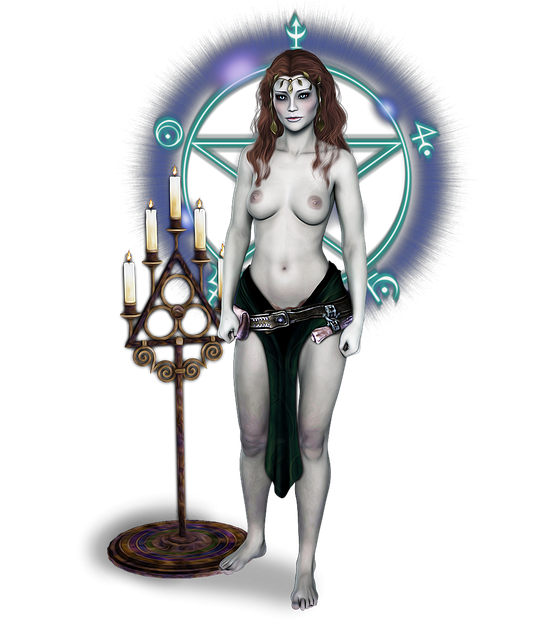Sorceress, Woman, Female, Magic, Witch, Fantasy