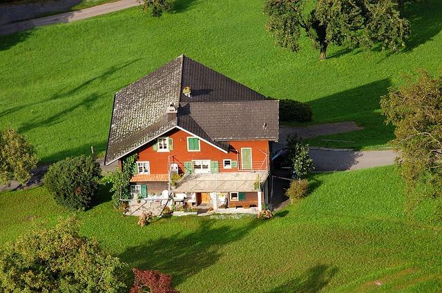 Klewenalp, Alm, Mountain Farm, Farm, Road, Away