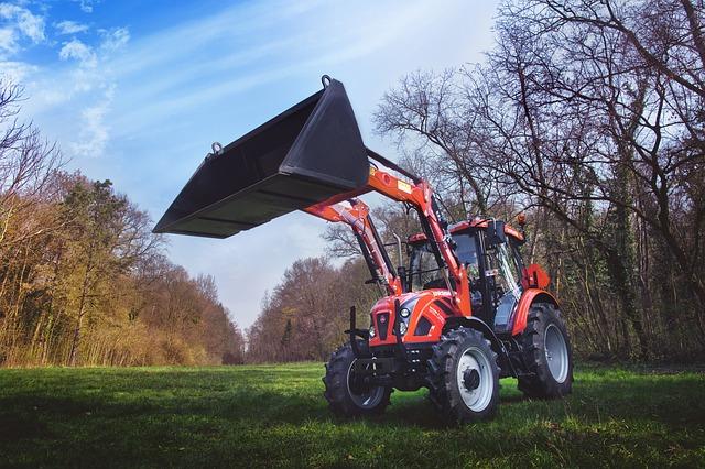 Ursus, Tractor, Machine, Farm, Industrial