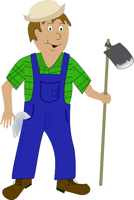 Farmer, Rural Worker, Agriculture, Farm, Pick