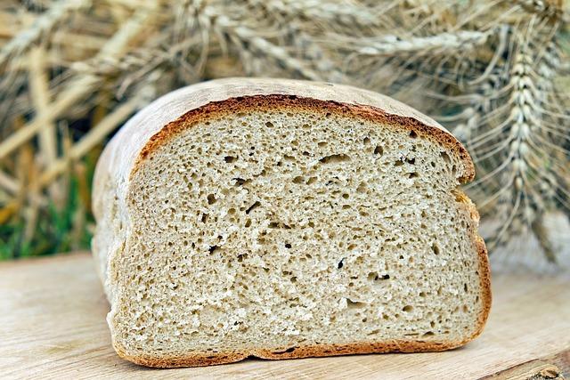 Bread, Farmer's Bread, Baked Goods, Food, Eat
