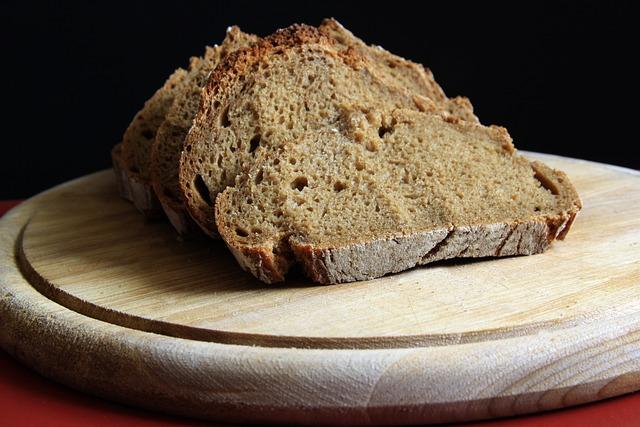 Bread, Farmer's Bread, Eat, Food, Snack, Selberbacken