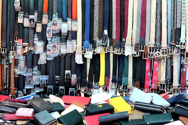 Belts, Stand, Market, Farmers Local Market
