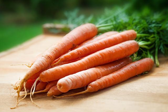Agriculture, Carrots, Close-up, Cooking, Farmers Market