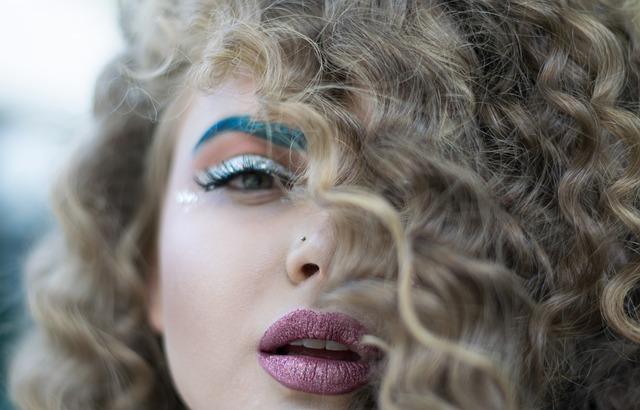 Portrait, Hair, Fashion, Person, Curly, Model, Woman