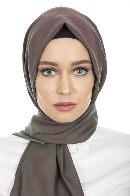 Women's, Fashion, Islam, Clothes, Headscarf, Hijab