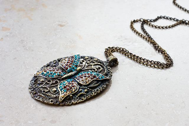 Chain, Jewellery, Butterfly, Trailers, Fashion Jewelry