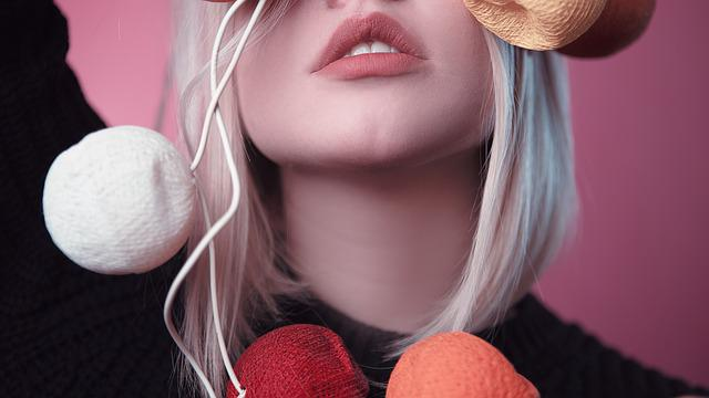 Girl, Model, Pink, Fashion, Portrait, Riddle, Mystic