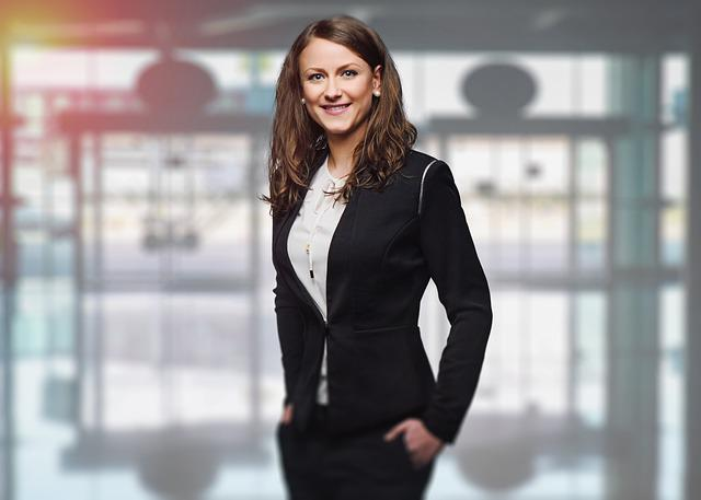 Woman, Business, Fashion, Young, Office, People, Work