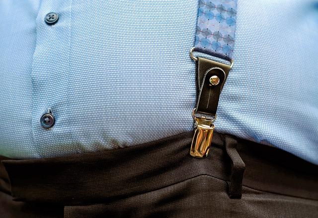 Suspenders, Clips, Shiny, Fix, Keep, Fashionable