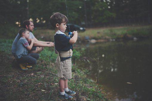 Bonding, Boy, Children, Daylight, Enjoyment, Father