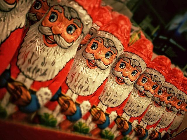 Christmas, Santa Claus, Father Christmas, Advent