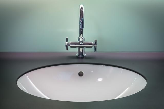 Bathroom, Clean, Faucet, Indoors, Modern, Sink