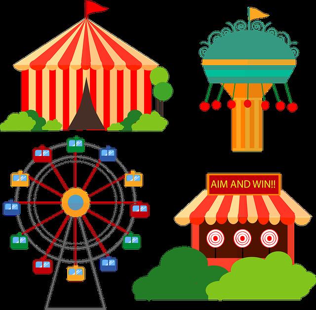 Carnival, Cartoon Vectors, Fair, Fav Contributors