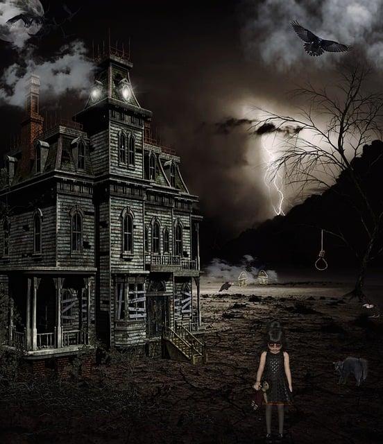 Spooky, Horror, Mystery, Creepy, Halloween, Fear